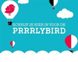 Laatste kans Prrrly Bird tickets Mysteryland