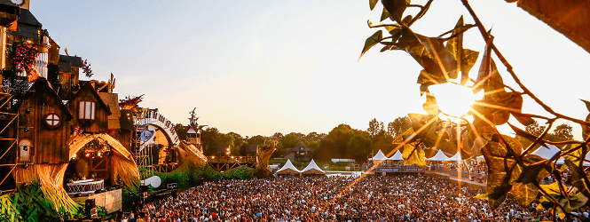 Overzicht festivals in laatste weekend van juni