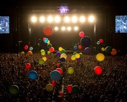 Een vijftal internationale pracht-festivals