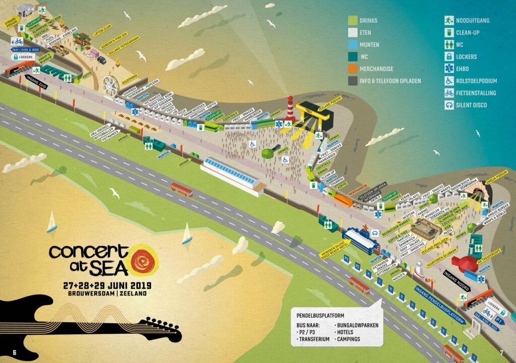 concert-sea-plattegrond