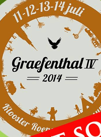 Graefenthal Festival Tickets Line Up Klooster Roepaen