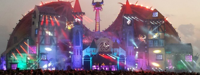 Report: Dreamfields Festival 2014