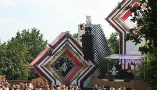 Foto's STRAK, Ruis Festival en 7th Sunday online