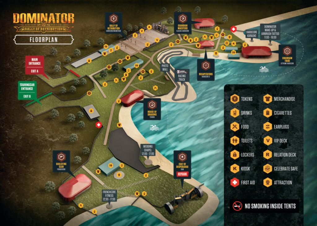 dominator-plattegrond