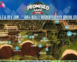 Win: 2 weekendtickets voor Promised Land Festival