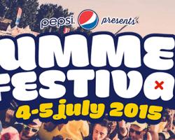 Let op : Summerfestival verplaatst !