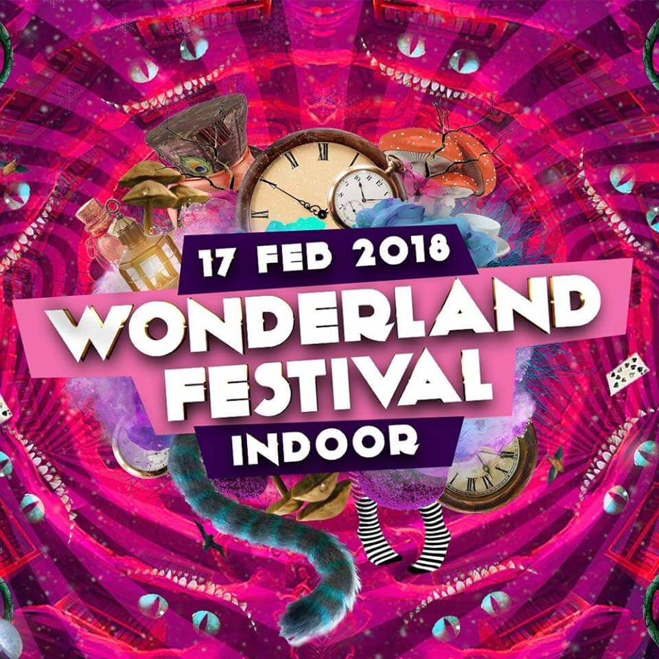 Wonderland Indoor Festival 2018 - Tickets & Line-up ...