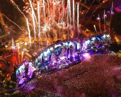 Al weer geen kaartjes voor Tomorrowland…