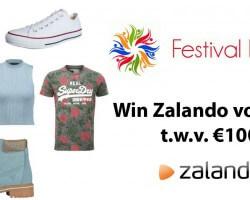 Win 2 Zalando vouchers t.w.v. €100!