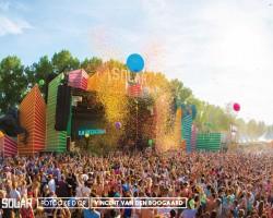 Solar Weekend Festival bijna uitverkocht