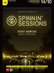 ADE: Spinnin' Sessions Secret Showcase