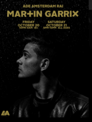 ADE: Martin Garrix – 18+