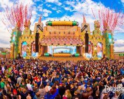 Report: Daydream Festival 2016