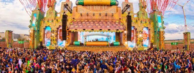Festivals weekend 8 en 9 april