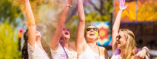 Report: Mumbai Color Festival 2016