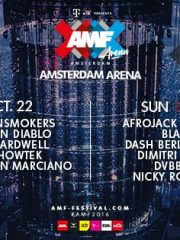 T-Mobile presents AMF Arena Sunday