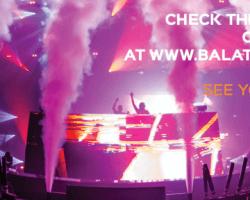 Eerste namen Balaton Sound: Hardwell, Kygo en Headhunterz