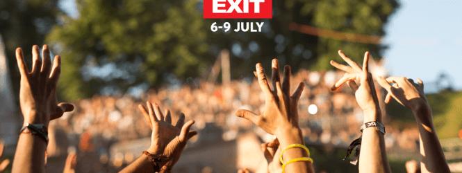 Eerste namen (headliners) EXIT Festival bekend gemaakt