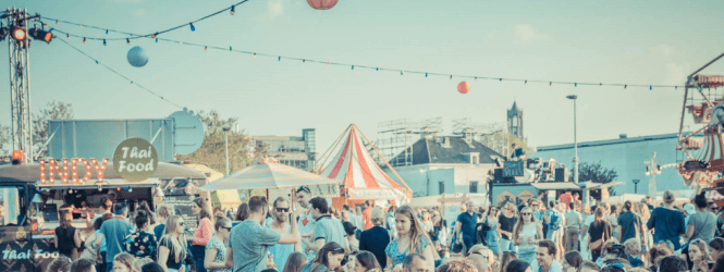 Overzicht Festival TREK 2017