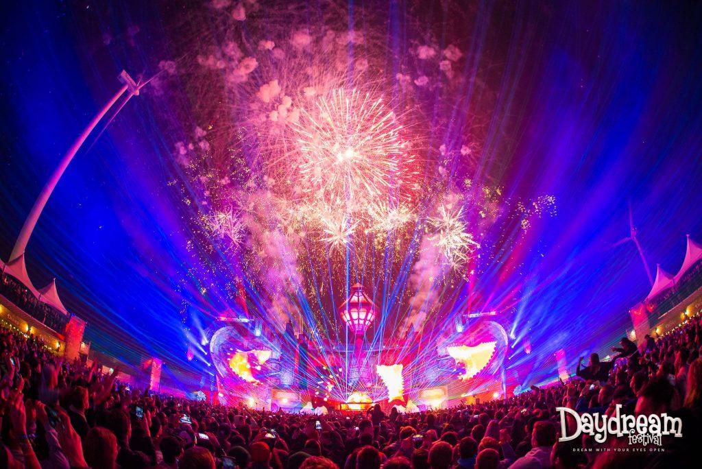 daydream-eindshow