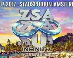De nieuwste hits hoor je op het Zsa Zsa Su! Festival