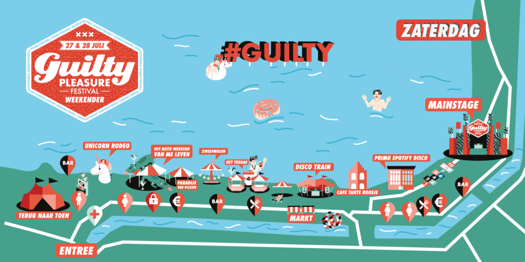 guilty-pleasure-plattegrond