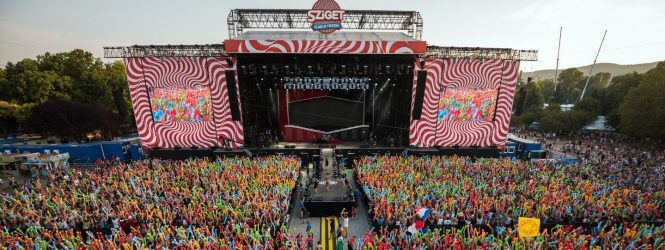 Arctic Monkeys op Best Kept Secret, Rock Werchter en Sziget