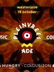 ADE: Pleinvrees x Hungry Music & Colourizon