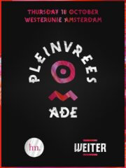 ADE: Pleinvrees x Hungry Music X Weiter