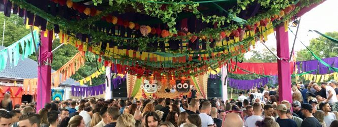 Report: Jungle Festival