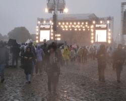 Leuke festival cadeaus bij slecht weer