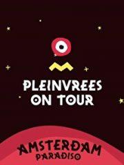 Pleinvrees on Tour – Amsterdam