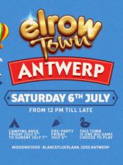 Elrow Town Festival Antwerpen