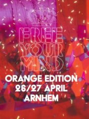 Free Your Mind Orange Edition