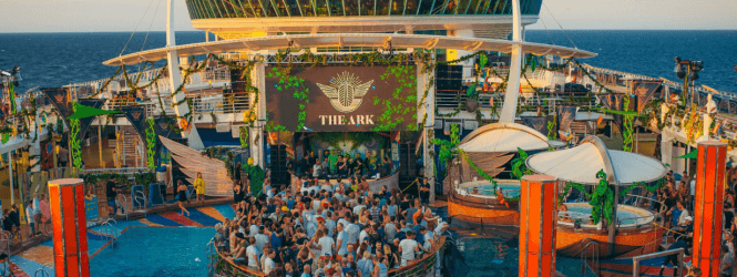 The Ark vaart weer uit, line-up bekend