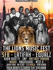The Lions Music Fest