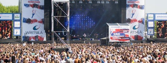 Leukste festivals op Bevrijdingsdag
