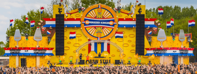 Report: Supersized Kingsday 2018
