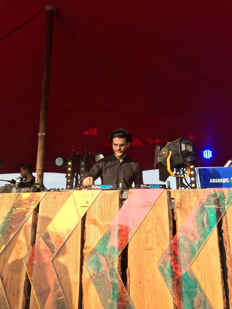 DJ Patrice Bäumel