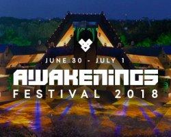 Er zijn nog tickets voor Awakenings (zondag) beschikbaar