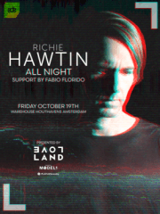 ADE: Richie Hawtin All Night x Loveland