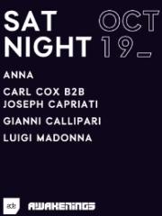 ADE: Awakenings x Joseph Capriati invites