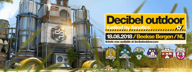 Anthem van Decibel Outdoor 2018 nu online