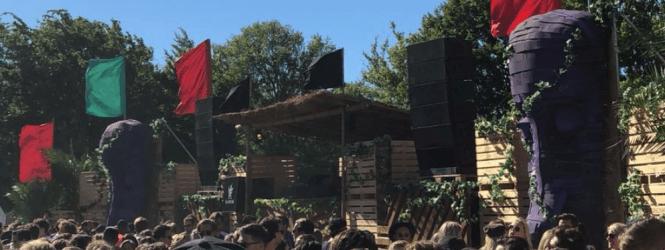 Report: Nomads Festival 2018