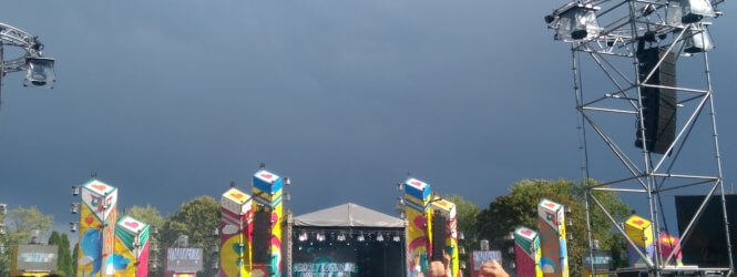 Report: We love the 90's Goffertpark Nijmegen 2018