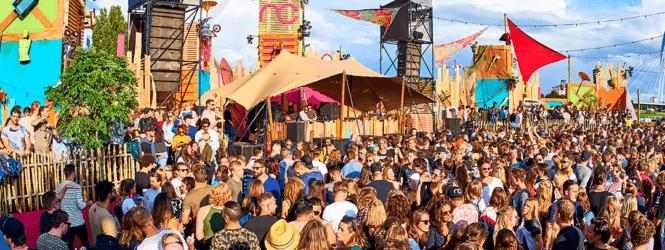 Timetable Smeerboel Festival bekend
