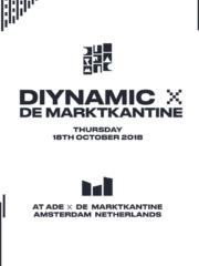 ADE: Diynamic x De Marktkantine