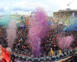 Report: Elrow Town Festival – Amsterdam 2018
