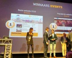 Festival Fans beste Website van het Jaar