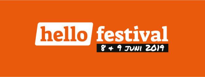 Hello Festival krijgt mogelijk weer nieuwe naam